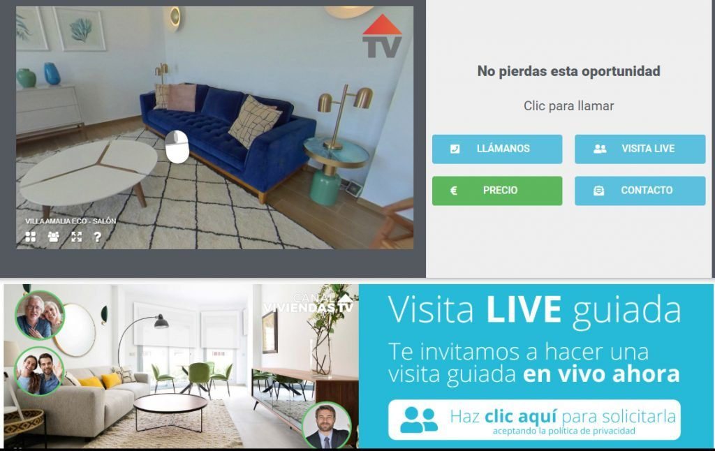 visit our show house on a virtual tour